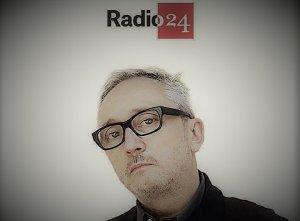 intervista a radio 24