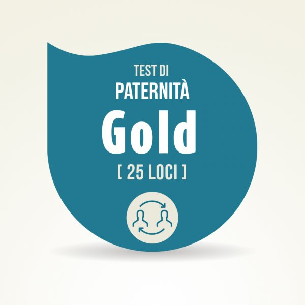 test di paternità gold