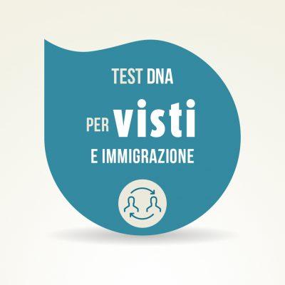 test dna visto per immigrati