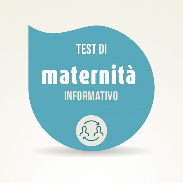 test maternità informativo