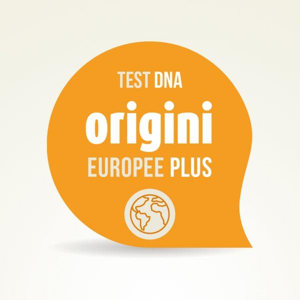 test sulle origini europee plus